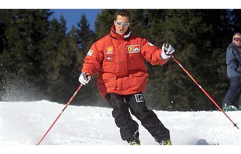 Michael Schumacher: alentadoras noticias sobre el piloto ...