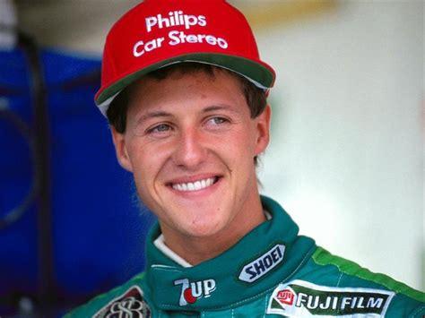 Michael Schumacher debutó hace 25 años en la F1 ...