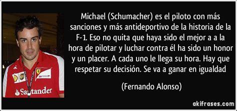 Michael  Schumacher  es el piloto con más sanciones y más...