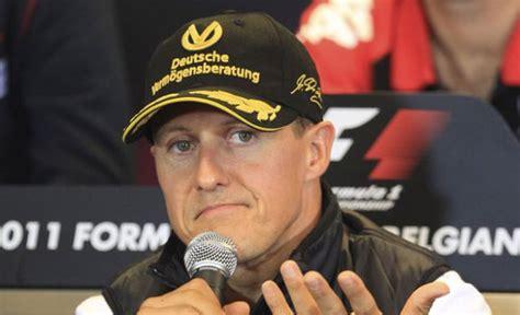 Michael Schumacher, ex piloto de Fórmula 1. Foto: GTRES ...