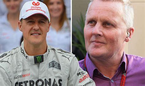 Michael Schumacher health latest: F1 legend  having good ...