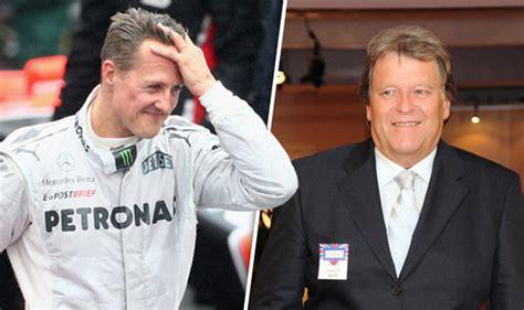 Michael Schumacher news - F1 legend hailed as he is ...