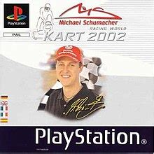 Michael Schumacher Racing World Kart 2002 - Wikipedia