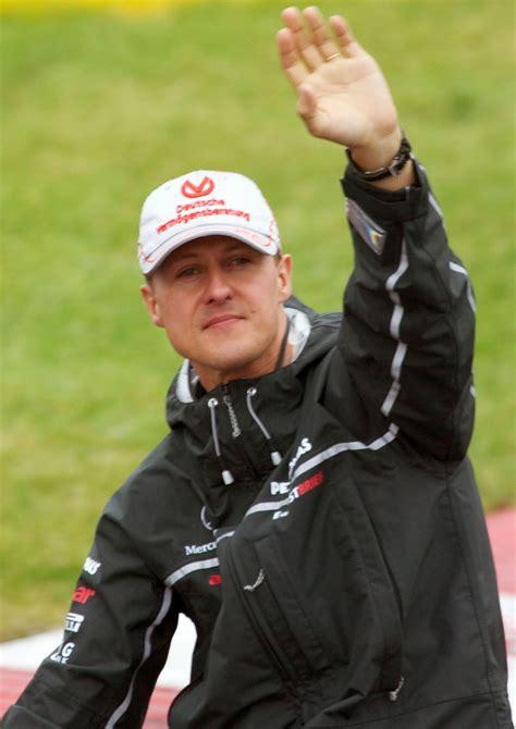 Michael Schumacher – Wikipédia, a enciclopédia livre