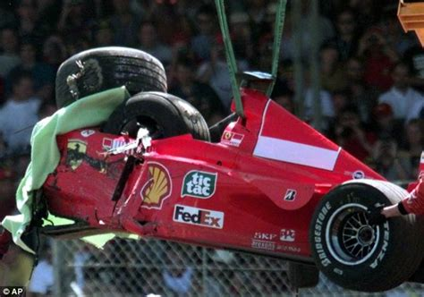Michael Schumacher still fighting for life after hitting ...