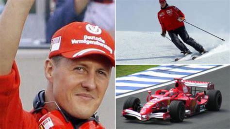 Michael Schumacher sufrió un grave accidente de esquí en ...