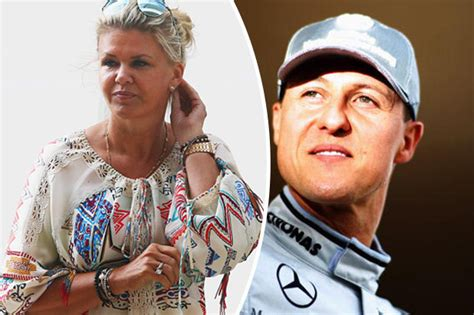 Michael Schumacher wife makes shock appearance at son's F3 ...
