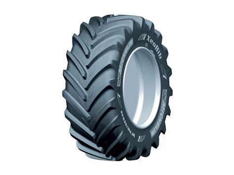 Michelin: Nuevos neumáticos agrícolas - Autocosmos.com