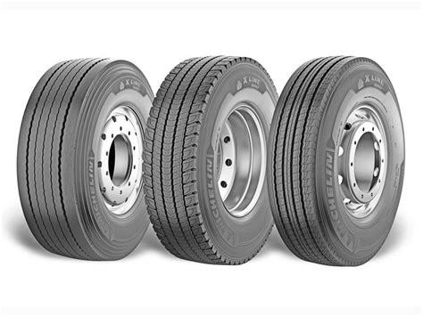 Michelin presenta nuevos neumáticos para camión ...
