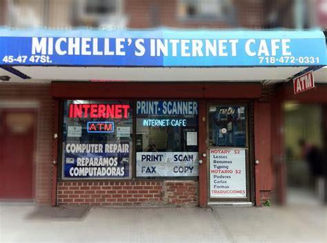 Michelle's InterNet Cafe   Internet Cafes   45 51 47th St ...