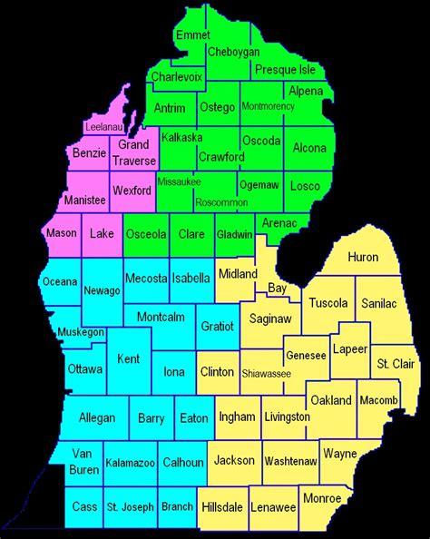 Michigan County