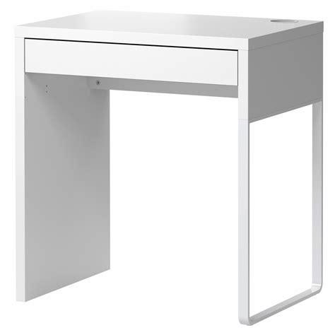 MICKE escritorio blanco