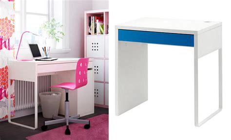 micke escritorio ikea   mueblesueco