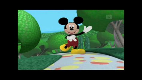 Mickey Mouse Clubhouse Intro [Finnish]   YouTube