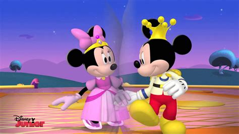 Mickey Mouse Clubhouse | Minnierella   Part 2 | Disney ...