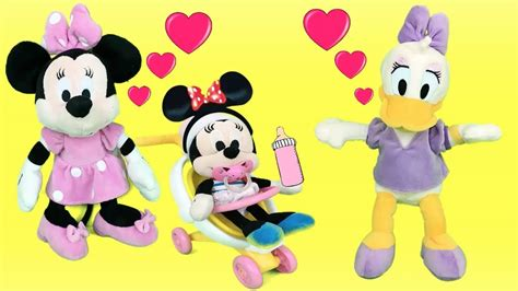 Mickey Mouse & Minnie Mouse en español: Daisy y pato ...