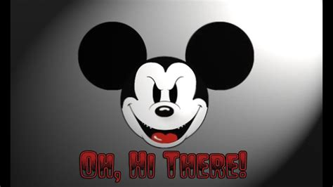 Mickey Mouse, Psychopath   YouTube