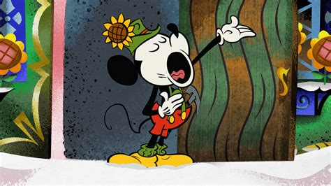 Mickey Mouse Shorts to Debut in June/July & First 3 Clips