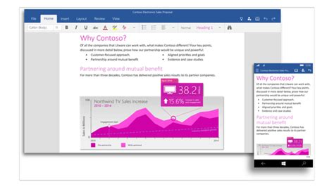 Microsoft anuncia Office 2016 y las apps para Windows 10 ...