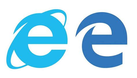 Microsoft Edge Browser's Icon Looks Strikingly Similar to ...
