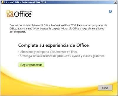 Microsoft Office 2010 Full Español DESATENDIDO ...