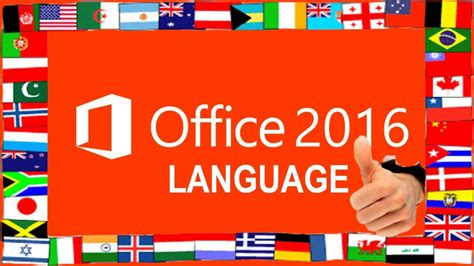Microsoft Office 2016 Language Packs Download  All ...