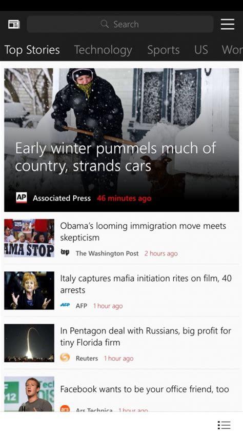Microsoft releases MSN News, Sports, Money, Health ...