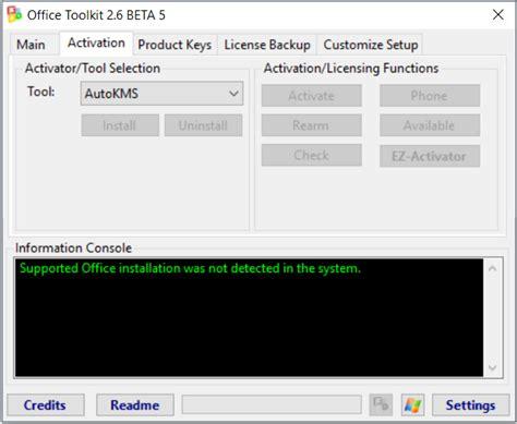 Microsoft Toolkit 2.6.2 Final (Activador de Windows 10 y ...