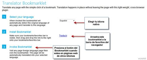 Microsoft Translator traduce páginas web online | woratek