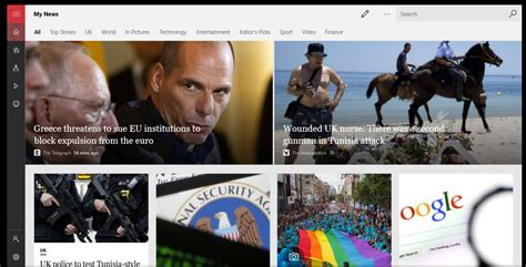 Microsoft Updates Windows 10 MSN News App with More ...