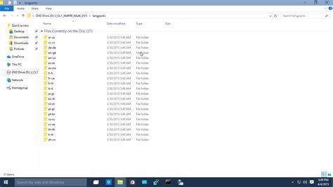 Microsoft Windows 10 TP Language Pack build 10051  x64 ...
