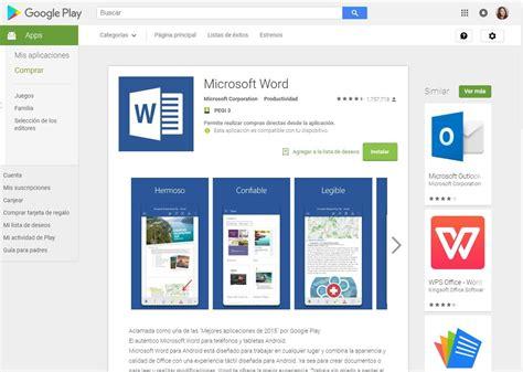 Microsoft Word gratis: Cómo descargarlo   PCWorld México