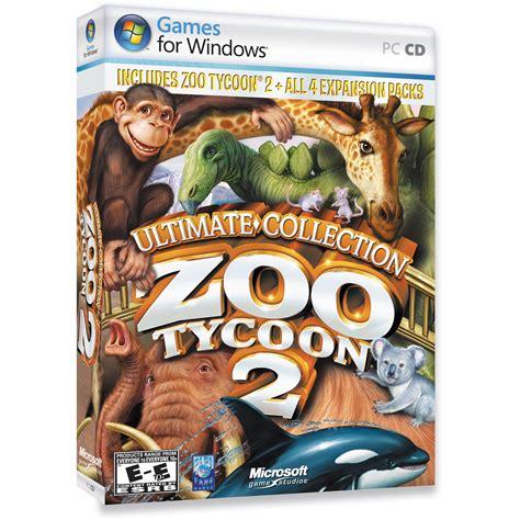 Microsoft Zoo Tycoon 2: Ultimate Edition  PC  AXB 00065 B&H