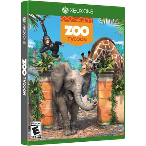 Microsoft Zoo Tycoon  Xbox One  U7X 00001 B&H Photo Video