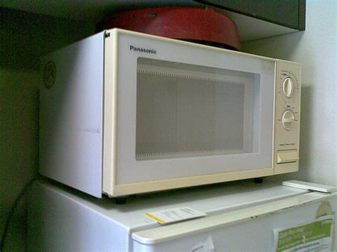 Microwave definition/meaning