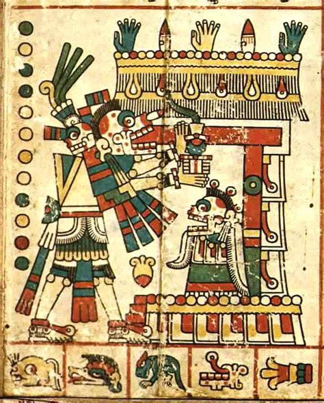 Mictlantecuhtli - Wikipedia, la enciclopedia libre
