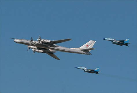 MiG-29 & TU-95 image - Aircraft Lovers Group - Mod DB