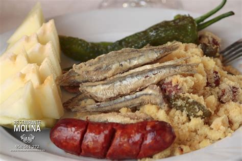 Migas - Restaurante Molina en Huétor Vega