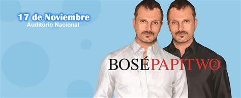 Miguel Bosé | Amblin Tours