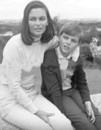 Miguel Bosé con su madre Lucía Bosé | Miguel Bosé | Pinterest