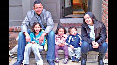 Miguel Cabrera and his wife and children   YouTube