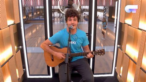 MIKI canta ÉCHAME LA CULPA en el BOX | OT 2018 - YouTube