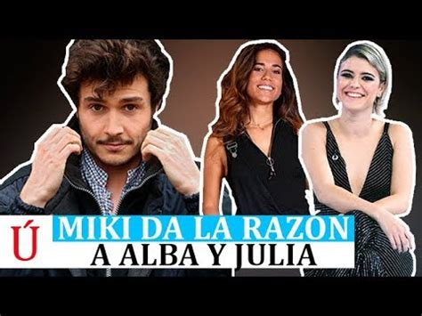 Miki desacredita a Operación Triunfo 2018 y da la razón a ...
