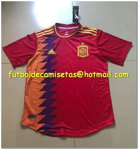MIL ANUNCIOS.COM   Camiseta Seleccion Española Mundial 2018