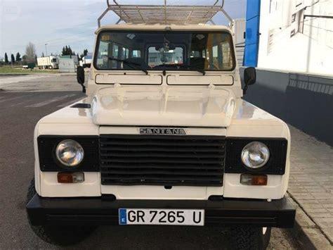 MIL ANUNCIOS.COM - Land Rover Santana 2.5