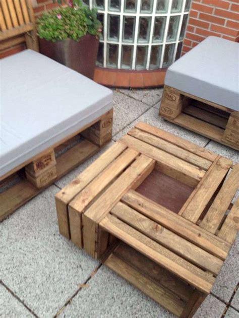 MIL ANUNCIOS.COM - Muebles para exterior madera reciclada