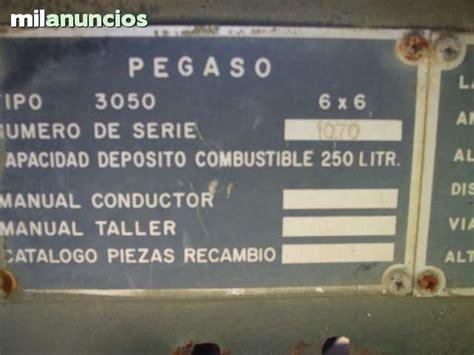 MIL ANUNCIOS.COM - Pegaso 3 ejes