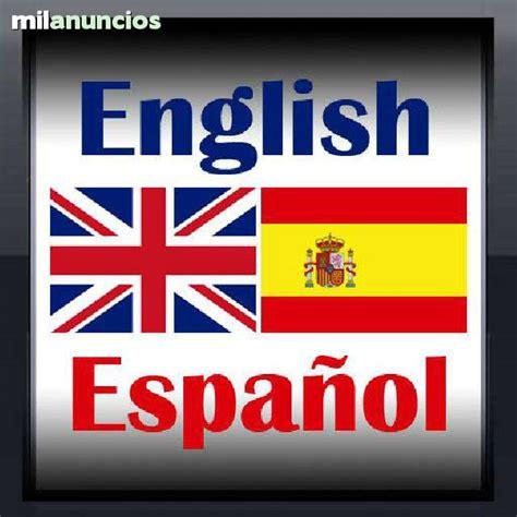 MIL ANUNCIOS.COM   Traductor de textos español/inglés