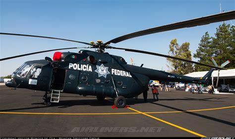 Mil Mi 17 1V   Mexico   Policia Federal   Aviation Photo ...
