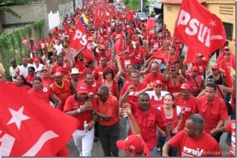Mil militantes del PSUV renunciaron ante imposición de ...